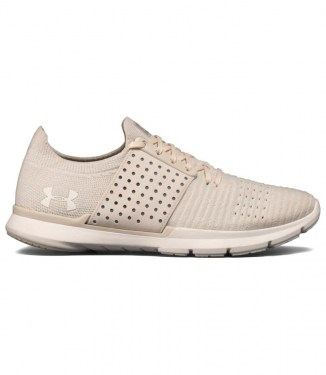 Under Armour UA Threadborne Slingwrap - Stone Ivory Men Under Armour Lifestyle Shoes D88r2677 Men Footwear 569_LRG6
